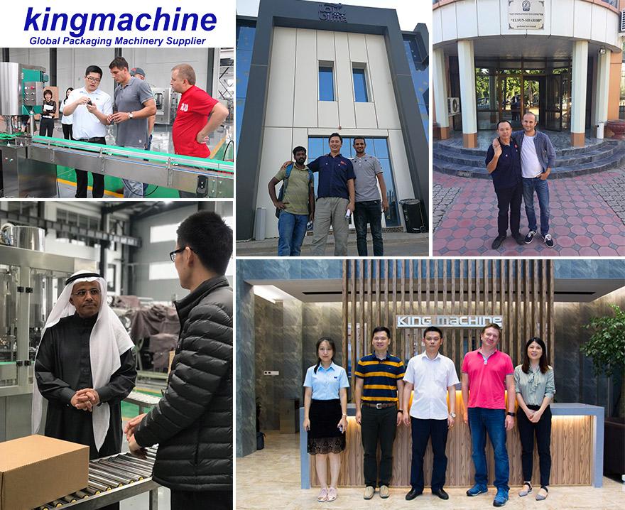 King-Machine-Customer