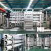 Water Treatment Plant Reverse Osmosis Machine System