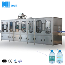 1200BPH 3L-10L Mineral Water Filling Machine
