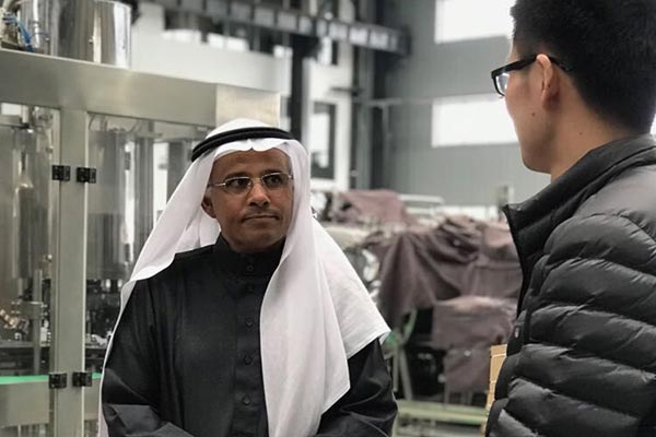 Is Saudi Arabic a Profitable Market of Beverage Filling Machine?