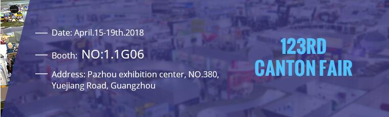 Do you miss King Machine? Come to Canton Fair