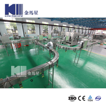 Air Conveyor for pet bottles Applied to water production line