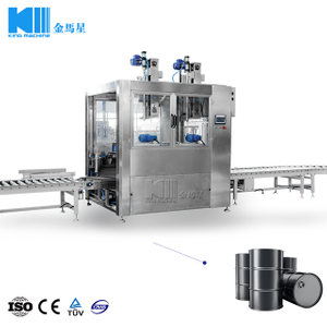 Automatic Big Drum 100L-220L Oil Filling Machine