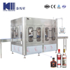 1500BPH Glass Bottle Vacuum Wine Filling Machine