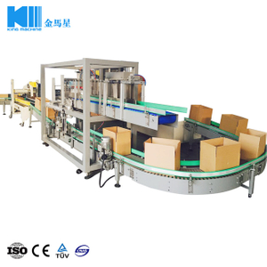 Automatic Carton Forming Machine