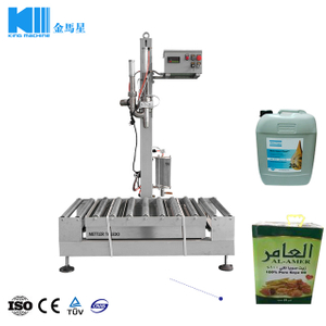 Medium Bucket Oil Filling Machine