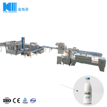 Automatic Aseptic Milk Dairy Bottle Filling Machine