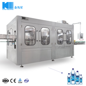 Automatic Washing Filling Capping Machine (3-in-1) CGF24-24-8 8000B/H