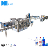 Automatic Carbonated Soft Drinks Energy Drinks Soda Filling Production Line