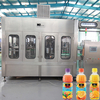 Automatic Orange Juice Filling Machine 8000BPH