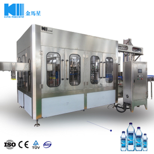 Water Washing Filling Capping Machine (3-in-1) 6000BPH